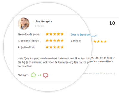 Gratis reviews Places
