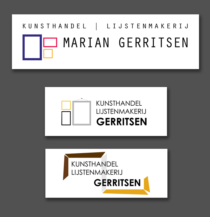 Logo ontwerp Marian Gerritsen
