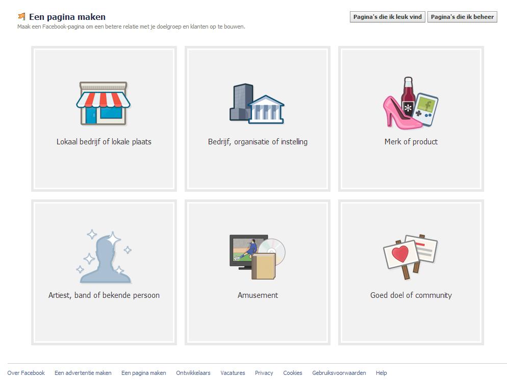 facebook-aanmaken