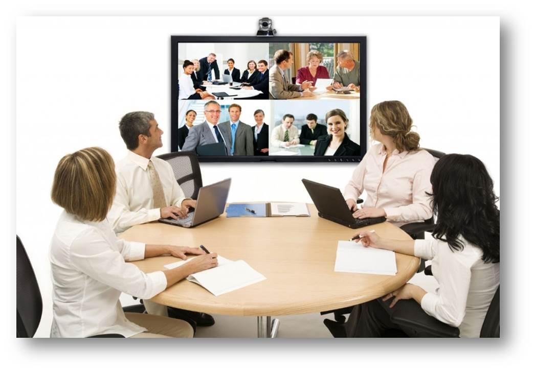 online conferentie