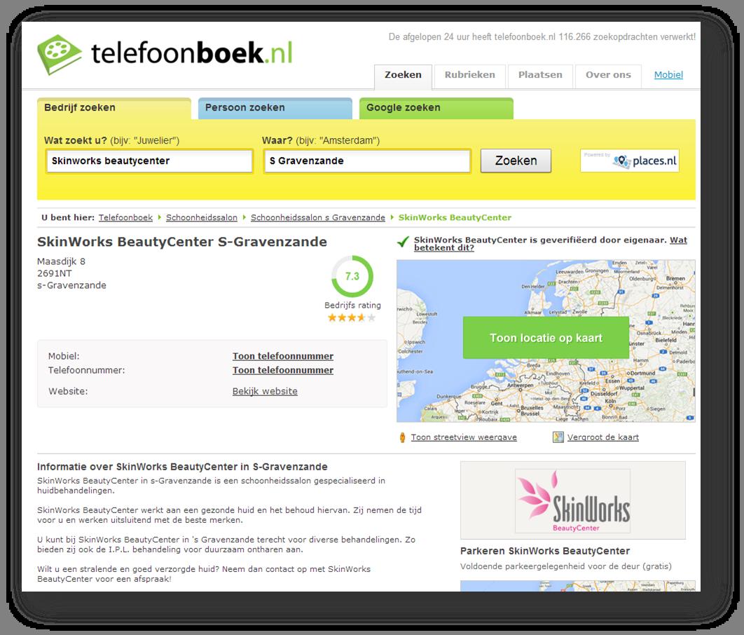 bedrijfsvermelding-telefoonboek