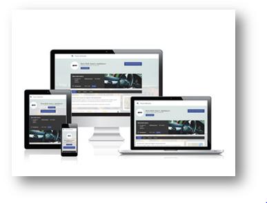 Met Places Websites maakt u als ondernemer in enkele stappen gemakkelijk een website aan.