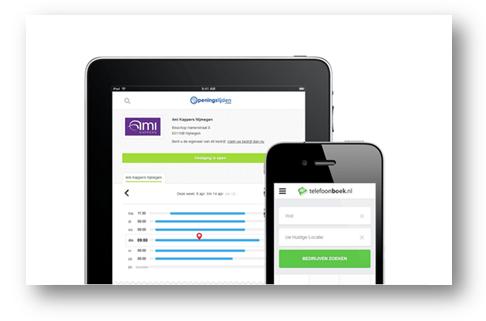 Met een bedrijfsprofiel word je gemakkelijk gevonden door miljoenen bezoekers.